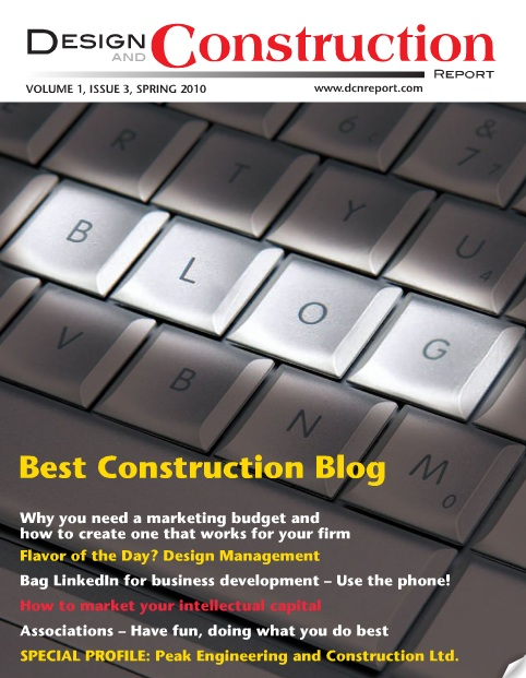 Design and Construction Report 1-3 Spring 2010