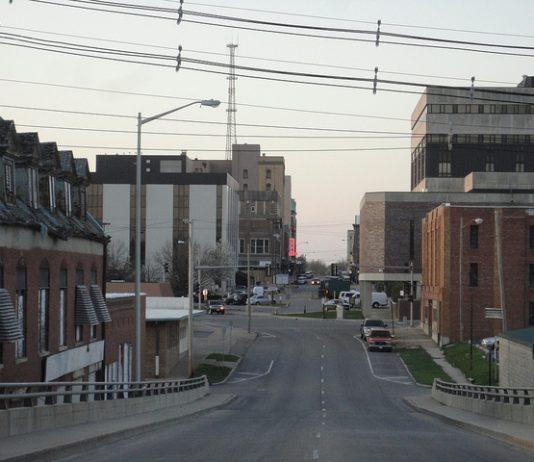 downtown bloomington