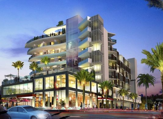 rendering cambria suites lake eola