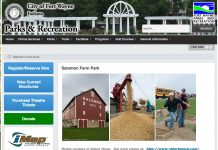 fort wayne parks and recreattion