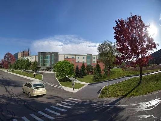 college of brockport dorm
