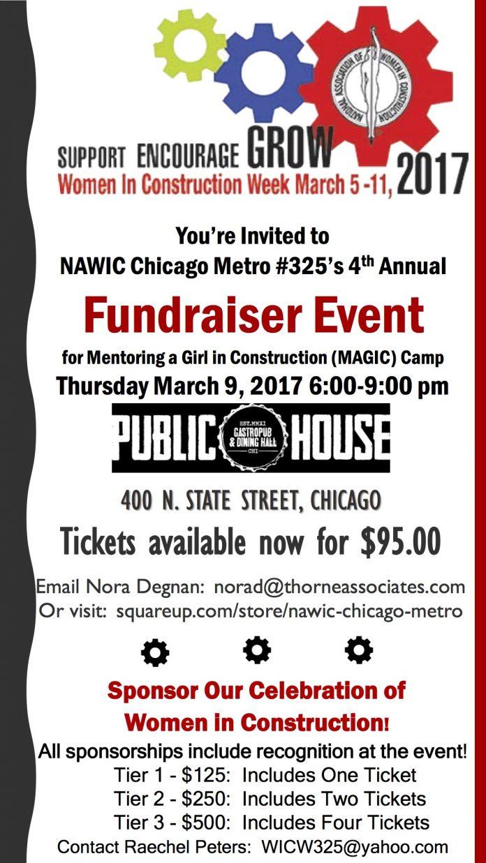 MAGIC Camp fundraiser