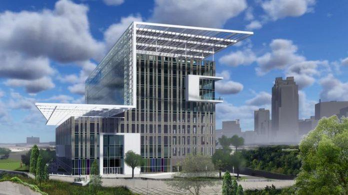 City Gateway rendering