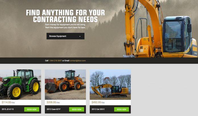 Dozr website