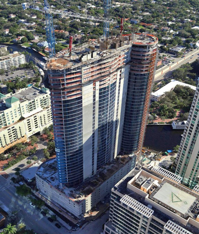 45-story ICON Las Olas