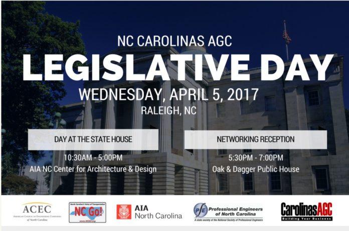 CAGC Legislative Day