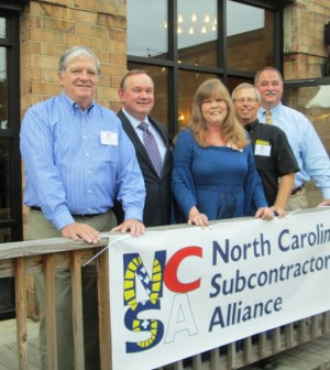 NC subcontractors alliance
