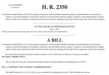 transparency bill