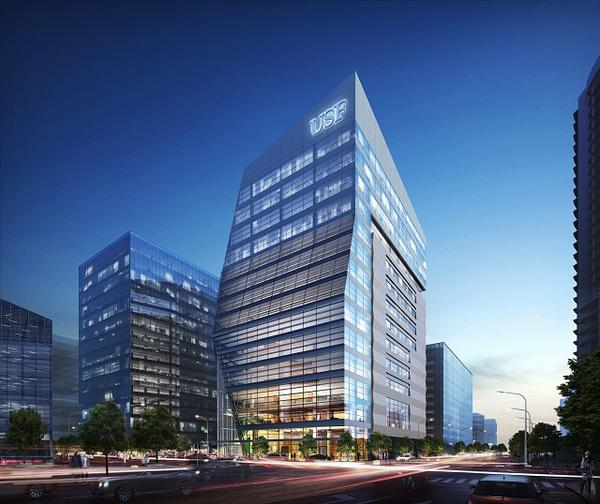 USF tampa medicine building
