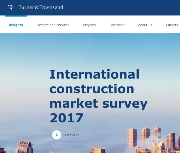 turner and townsend survey