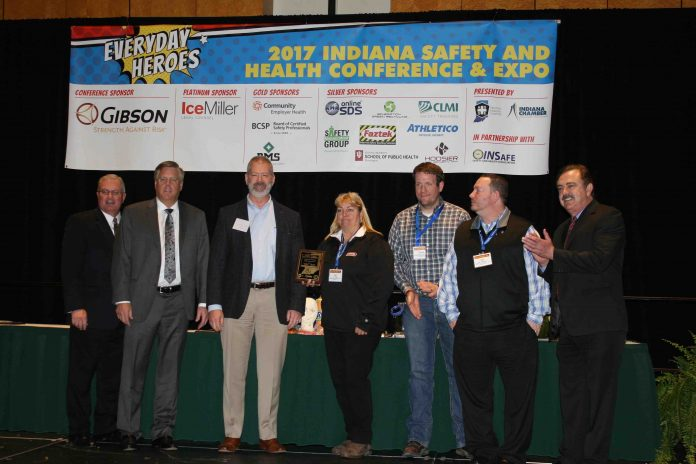 BMWC governor's safety award