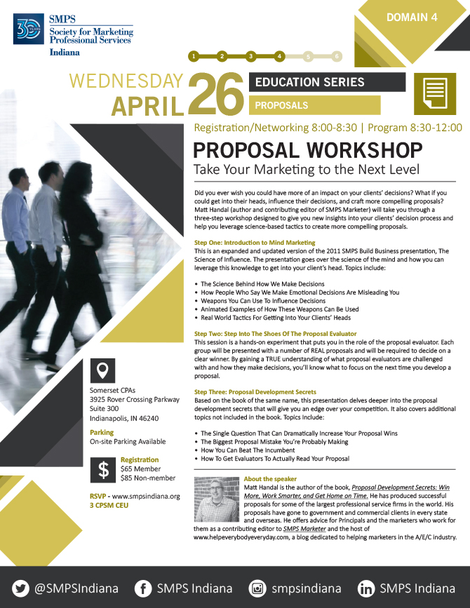 handal proposal workshop
