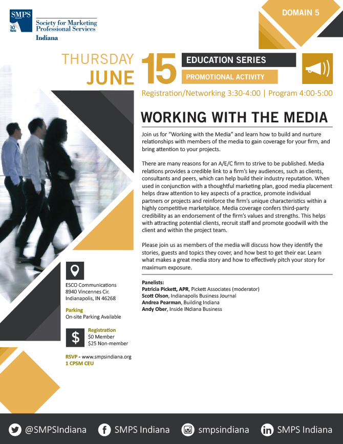 working with media smps