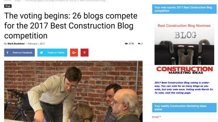 best blog piece