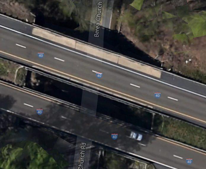 I40 bridges