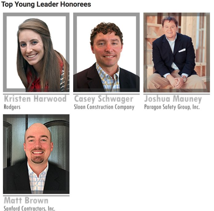 CAGC top young leaders