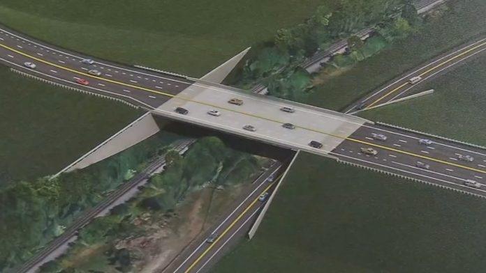 columbus overpass