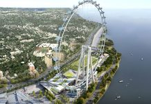 New York Wheel rendering