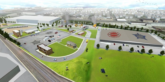 training academy rendering