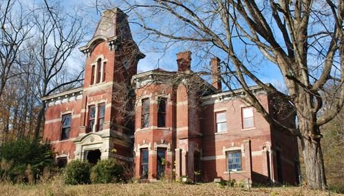 Newkirk Mansion (Indiana Landmarks)