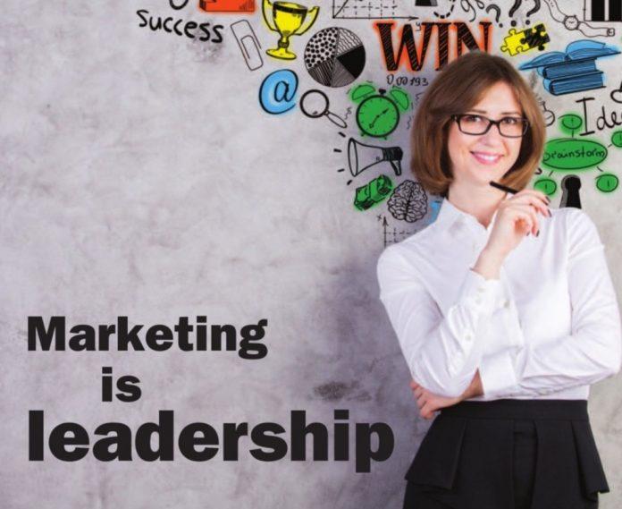 marketing is leadership
