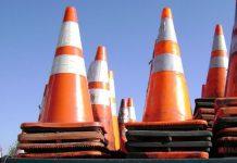 raeigh traffic cones