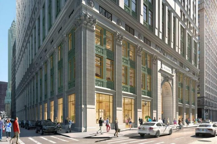 Equitable building NYC