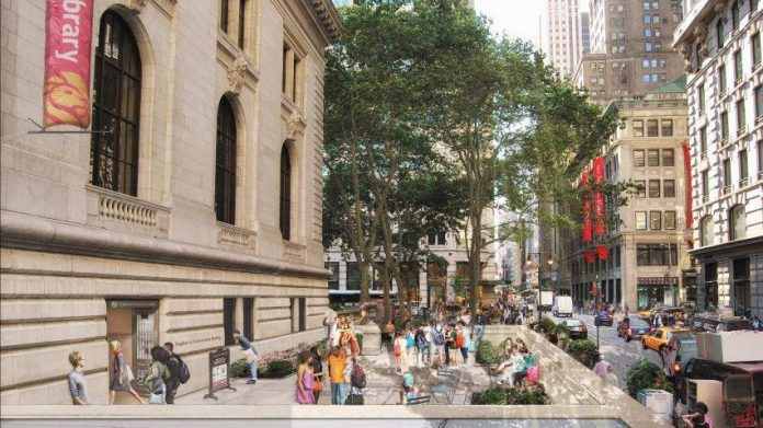 NY Public Library project
