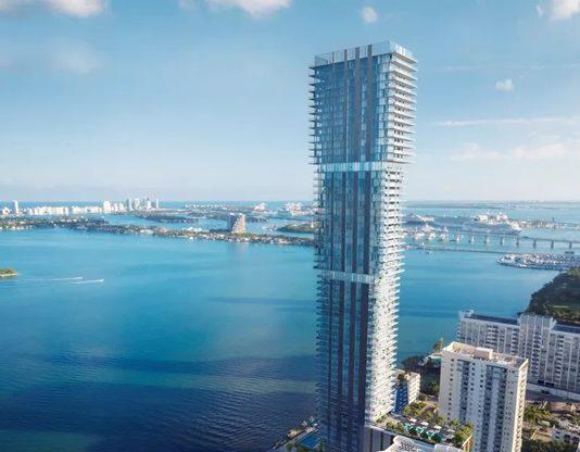 700 Northeast tower