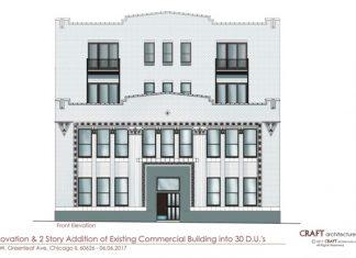 Greenleaf building