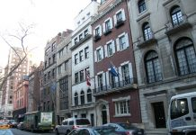 Housing in New York's Upper East Side (Wikimedia Commons)